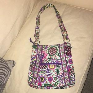 LN Large Vera Bradley Crossbody Shoulder Bag *Rare